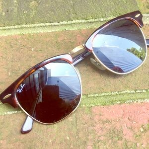 Ray Ban Clubmaster Authentic! 😎